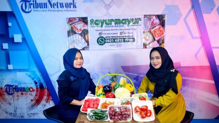 SOSOK Nurul Ayu Ifany, Owner Sayur Mayur Online Medan, Sukses Ubah Sistem Jualan Offline ke Online