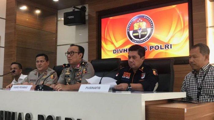 Polisi Disebut Mengorganisasi Buzzer Pendukung Jokowi, Begini Respons Mabes Polri