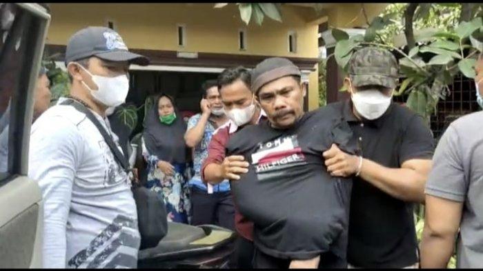 Bandar Sabu Merengek Ditangkap Polisi, Ngaku Asam Urat Kambuh