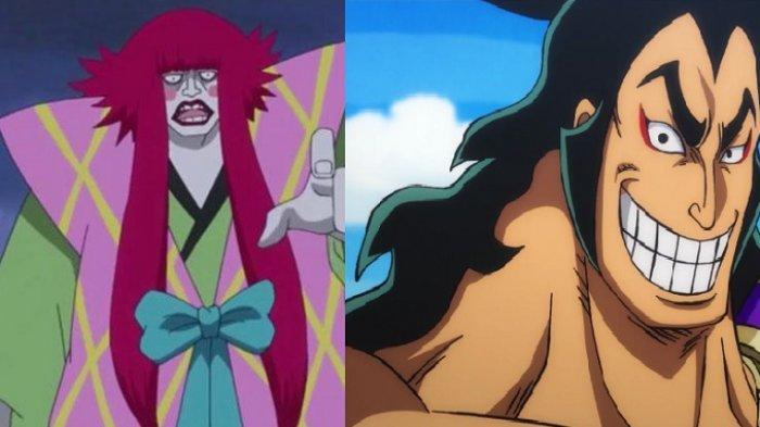 Link Baca Manga One Piece 1008: Tipuan Kanjuro Lukis Wujud Oden, Ledakan Besar Celakai Momonosuke