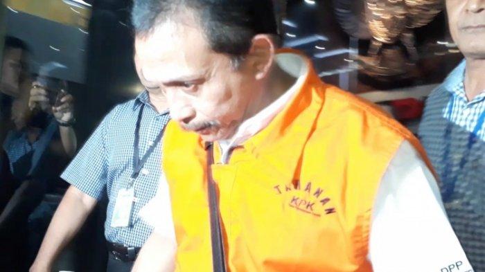 Kronologi OTT Bupati Batubara OK Arya, ternyata Didahului 5 Penangkapan di Medan