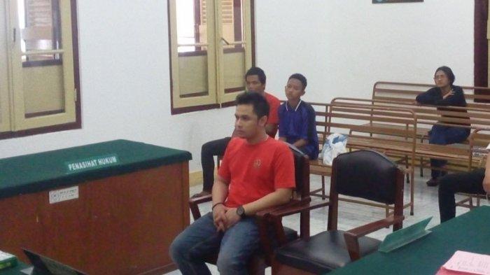 Anak Bupati Batubara Terdakwa Sabu Tak Nampak di Pengadilan, Rupanya Ini Alasannya