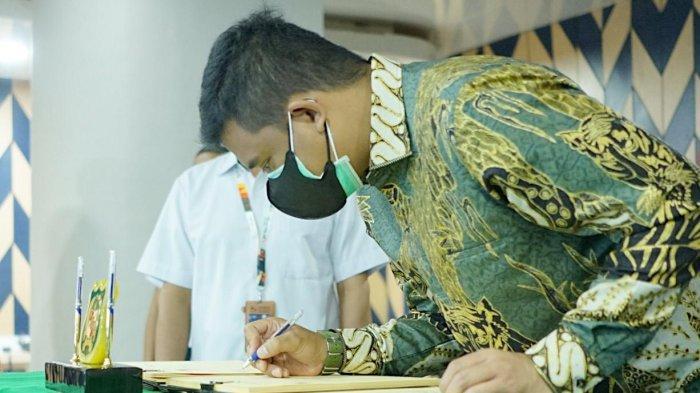 Kerja Sama dengan Kemenhub, Bobby Nasution Persiapkan Kapal untuk Lokasi Isolasi Terpusat