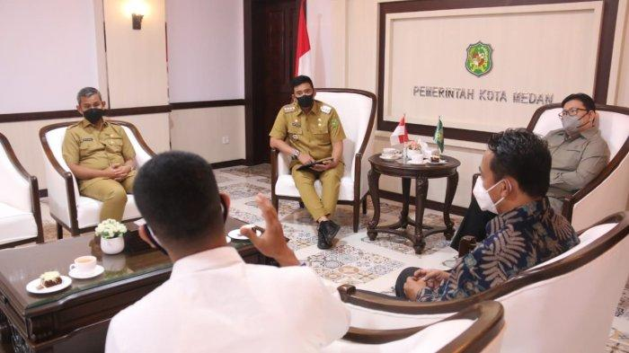 Wali Kota Medan Dukung Survei Kepatuhan yang Dilakukan Ombudsman RI