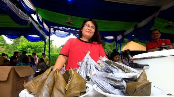 Siborongborong, Bisa Nikmati Kuliner Ombus-ombus dan Udara yang Segar