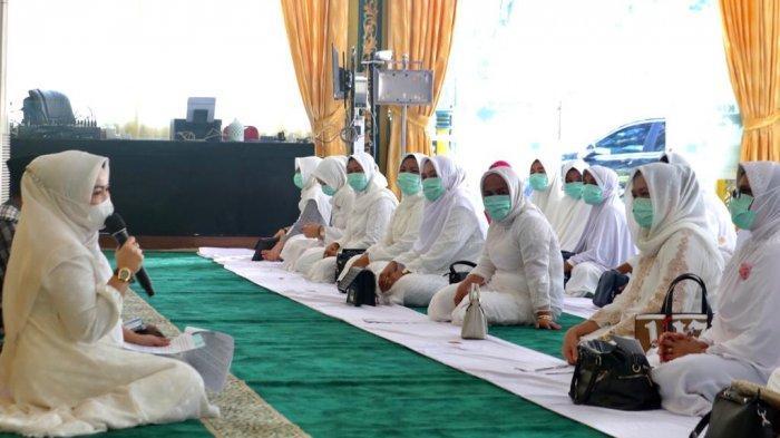 Gelar Pengajian Ramadan, TP PKK Kota Medan Ajak Antar Kader Pererat Silaturahmi