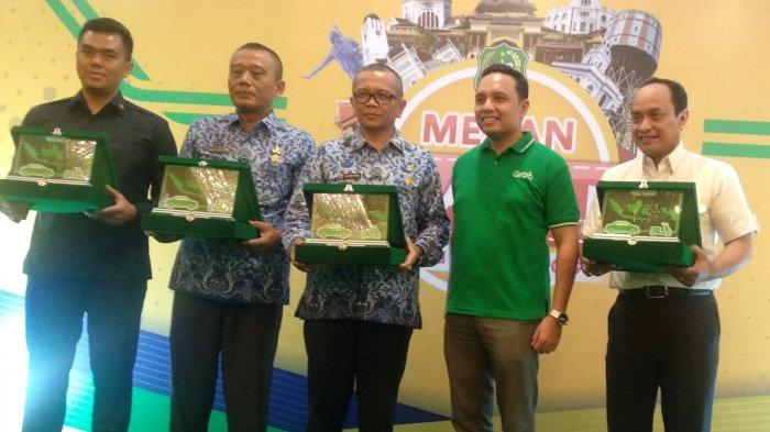 Grab Dinas Pariwisata Kota Medan Dan Angkasa Pura Ii Kualanamu Gelar Medan Great Sale 2019 Tribun Medan