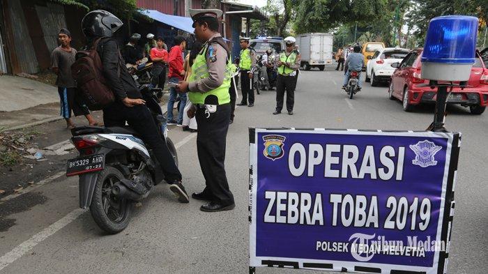 11 Pelanggaran yang Diincar dalam Operasi Zebra Toba 2020, Mulai Hari Ini hingga 8 November