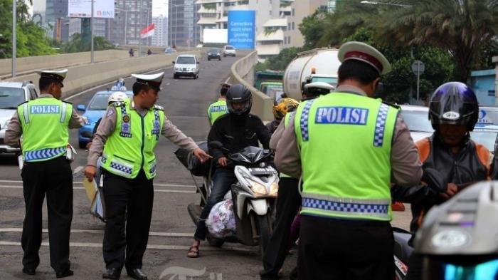 Mulai Besok Polisi Gelar Operasi Zebra se-Indonesia, Inilah Pengendara yang Diincar