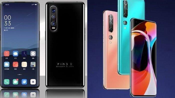 SMARTPHONE Oppo Terbaru Juni 2021 - Cek Aneka Telepon Cerdas Oppo, Spesifikasi dan Harganya