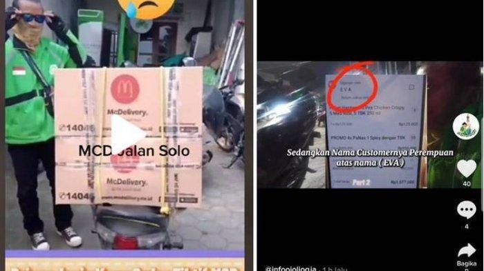Kisah Order Fiktif Makanan dengan Total Pesanan hingga Rp 1 Juta Viral di Media Sosial TikTok