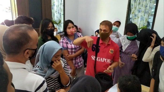 Aplikasi Pendaftaran Online Bermasalah, Orangtua Calon Siswa Datangi Kantor Cabang Disdik Medan