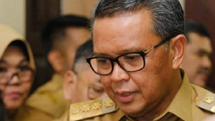 Gubernur Nurdin Abdullah ditangkap KPK