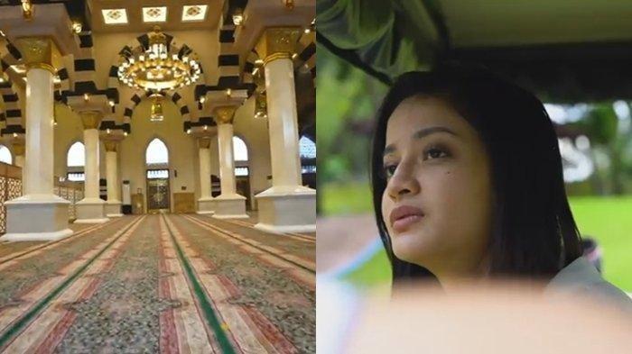 Nasib Wanita Terlahir dari Ayah Penjual Minyak Tanah, Bangun Rumah Mewah, Ada Lapangan Golf & Masjid