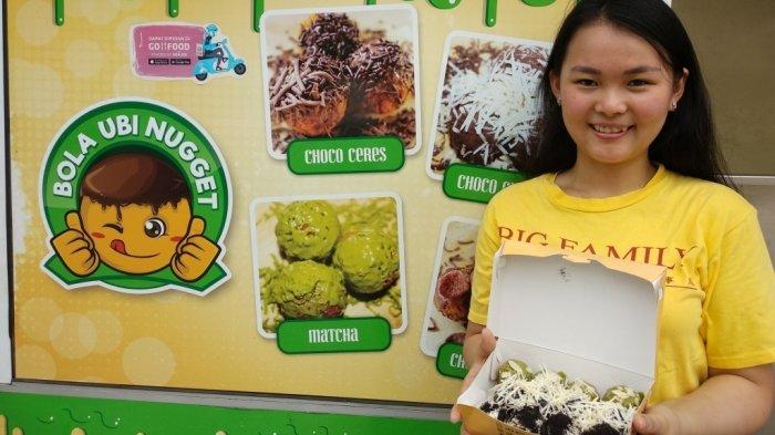 Bola Ubi Nugget Usaha Makanan Ringan Yang Kekinian Tribun Medan