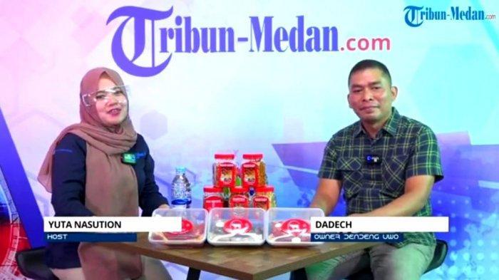 Nikmati Dendeng Ala Dendeng Uwo, Menggunakan Bahan Baku Daging Sapi Premium