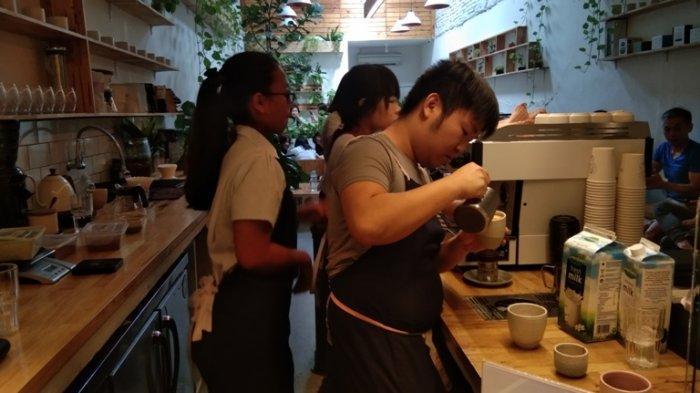 Baru Enam Bulan Buka di Medan, Miel Coffee Sudah Dikenal hingga Eropa
