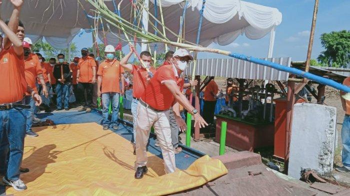 Pabrik Gula Sei Semayang Giling Perdana, Optimis Pasokan Penuhi Target