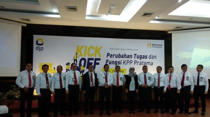 DJP Sumut I Targetkan Penerimaan Pajak Rp 19,48 Triliun