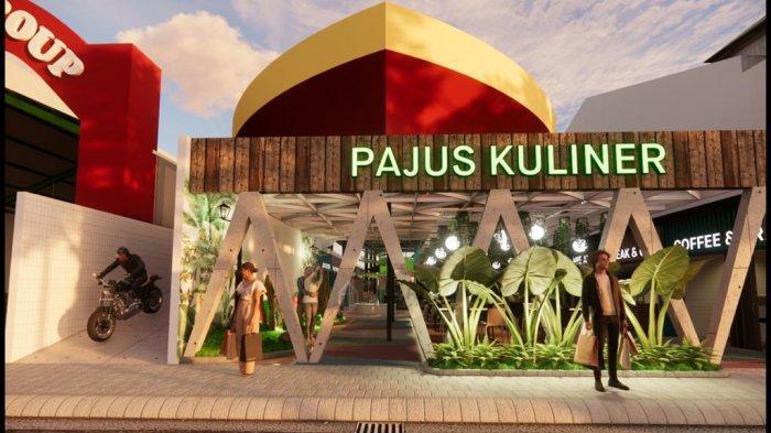 PAJUS Kuliner dikenal sebagai tempat belanja berbagai produk dengan harga yang terjangkau.