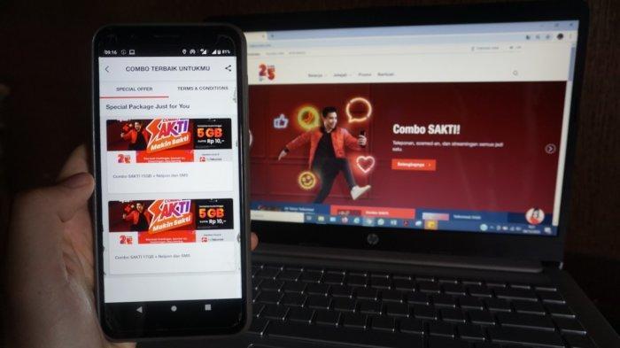 Telkomsel Hadirkan Ragam Paket Komunikasi Terjangkau dengan Kualitas Jaringan Terbaik