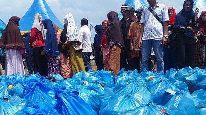 Bantuan Sembako Murah untuk Rakyat Miskin di Dairi Belum Tersalur, BLT Rp 600 Ribu Sabar Dulu