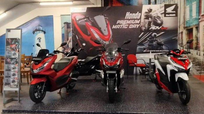 Gelar Honda Premium Matic Day, Honda Kenalkan Lebih Dekat Skutik pada Masyarakat Kisaran