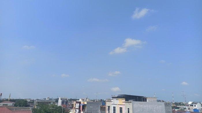 Cuaca Kota Medan Panas Hari Ini, Begini Penjelasan BMKG