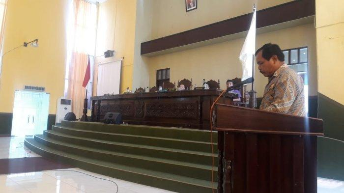 Seluruh Fraksi DPRD Dukung Bentuk Pansus Hak Angket, Golkar: Wali Kota Hefriansyah Langgar Norma