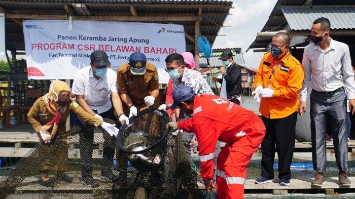 Pertamina Salurkan Dana Permodalan Rp 11,9 Miliar untuk UMKM