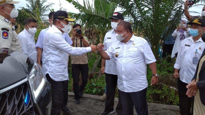 Gubernur Edy Rahmayadi Hadiri Panen Raya Jagung di Langkat, Bupati: Dukung Kesejahteraan Petani