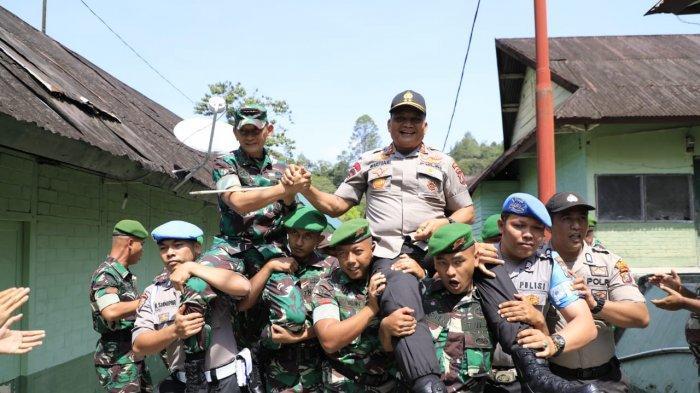 FOTO-FOTO, Kekompakan Pangdam I/BB dan Kapolda Sumut Pascabentrok Oknum TNI vs Polisi di Taput - pangdam-dan-kapolda-3.jpg