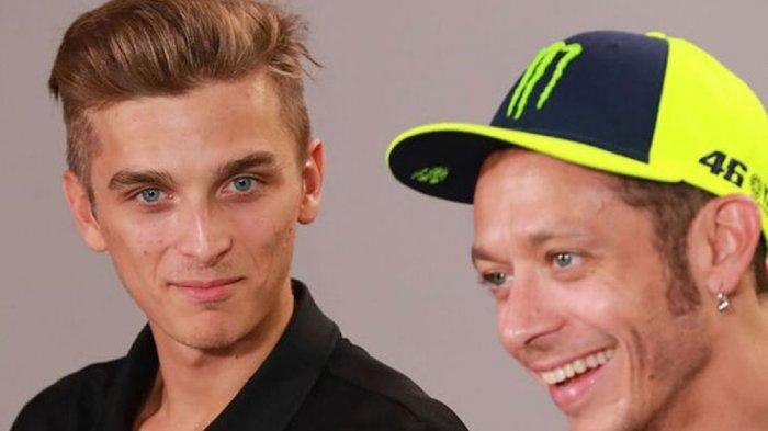 Sponsori VR46 Lima Musim, Pangeran Arab: Fantastis jika Rossi Duet dengan Adiknya Luca Marini