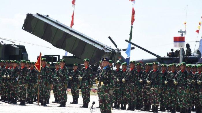 Pangkalan TNI Terpadu Natuna Beroperasi, Gabungan Tiga Angkatan, Ini Foto dan Videonya