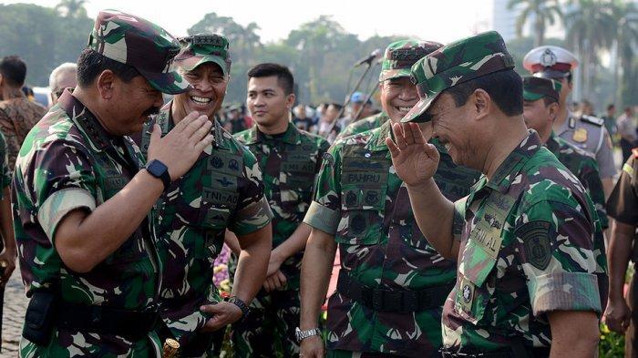 Pasukan Elite TNI Koopssus yang Baru Diresmikan Dibekali Kemampuan Intelijen dan Penindakan Cepat