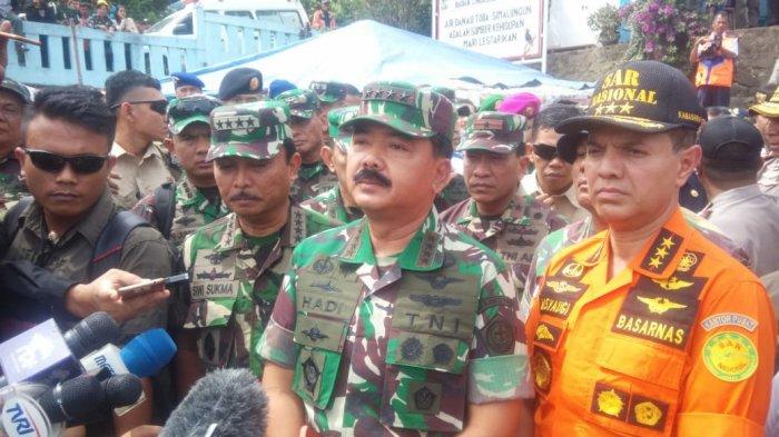 Daftar Lengkap Mutasi 104 Perwira Tinggi (Jenderal) TNI, Pangdam Jaya dan Danjen Kopassus Digeser