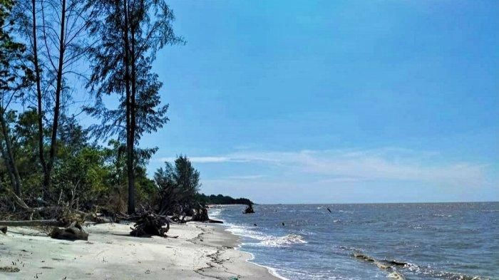 Pantai Klang di Sumatera Utara