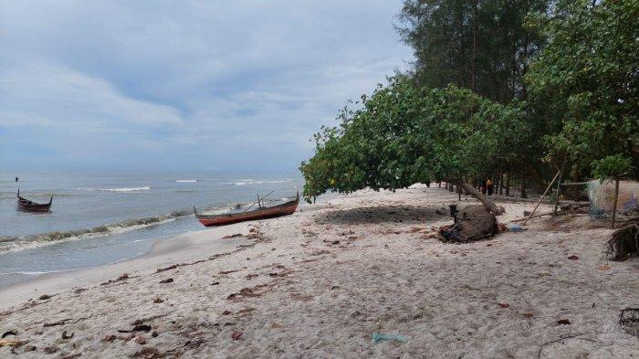 Pantai Pematang Matik, Lokasi Wisata di Sergai, Cocok untuk Liburan dengan Keluarga
