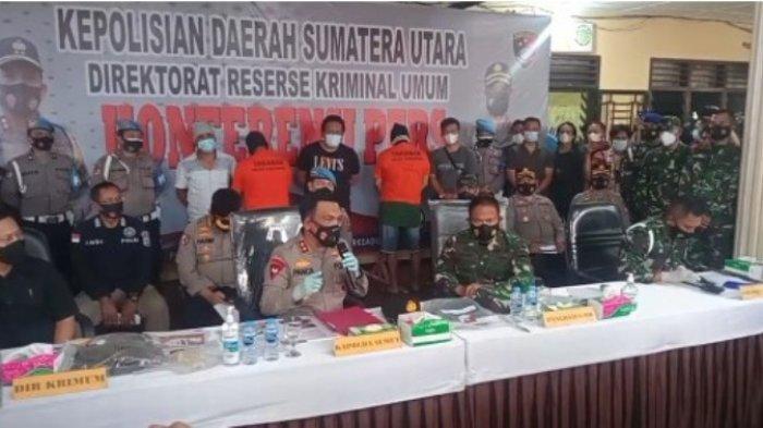 Oknum TNI dan Pemilik Diskotek di Kota Siantar Terlibat Pembunuhan Marsal Harahap