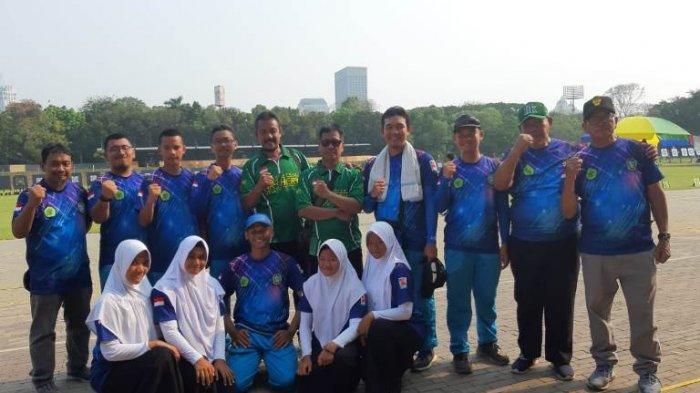 Satu Atlet Perpani Sumut Lolos Menuju PON 2020, Tim Karate Sumut Langsung Training Camp usai POMNAS