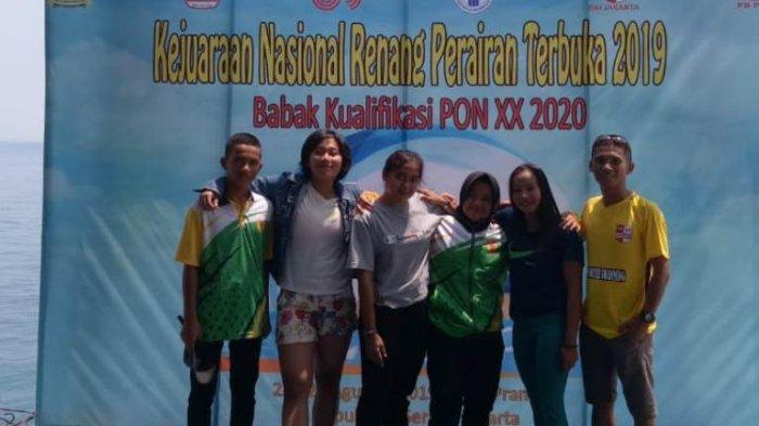 Satu Atlet Renang Open Water Sumut Lolos ke PON Papua, Satu Lagi Menunggu Keputusan Pusat