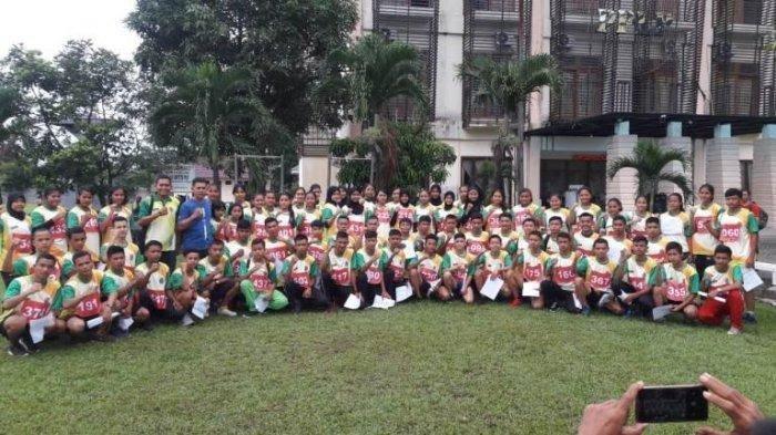 81 Atlet Pelajar lulus seleksi PPLP, Resmi Jadi Binaan Dispora Sumut