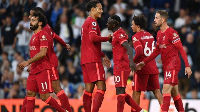 Live Streaming dan Statistik Big Match Liverpool vs Milan, Jurgen Klopp Sebut Ini Laga Bersejarah