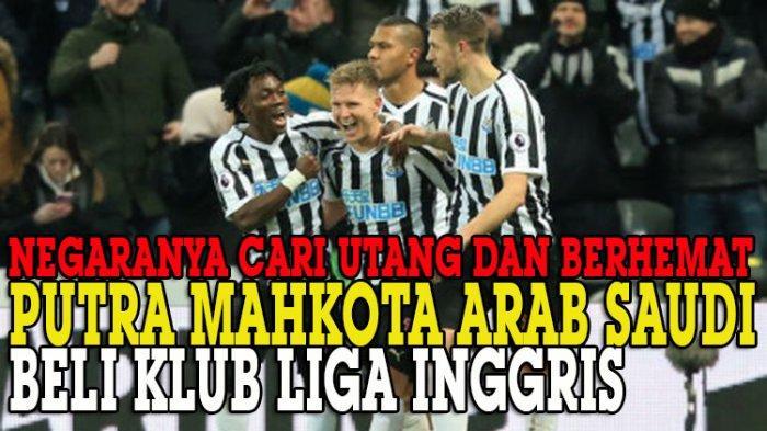 Newcastle Klub Sultan Baru Liga Inggris,13x Lebih Kaya dari Man City, Conte & Haaland Direkrut?