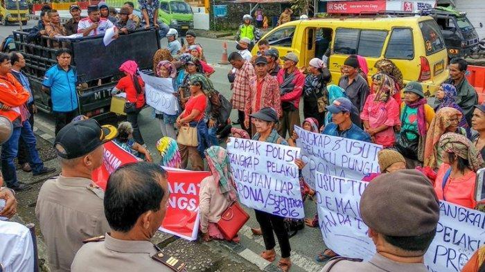 Dituding Warganya Pungli Prona dan Bedah Rumah, Kades Simartugan Tantang Tunjukkan Bukti