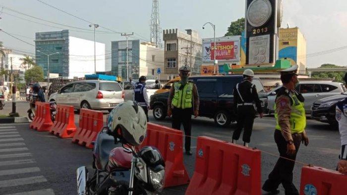 Malam Takbiran, 32 Jalan Utama di Kota Medan Ditutup, Berikut Daftarnya