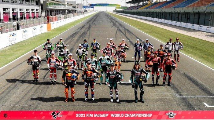 CARA Nonton Live Streaming MotoGP Qatar 2021, Tayang Live Trans7, Streaming Vidio.com