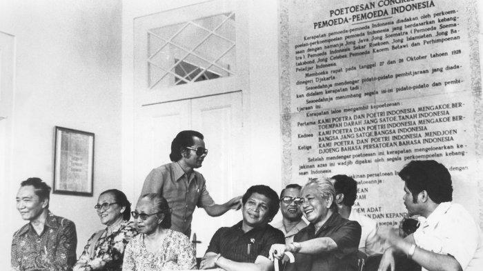 Materi Belajar Sejarah: Hasil Kongres Pemuda 1 dan M. Yamin Pencetus Ide Pembentukan Bahasa