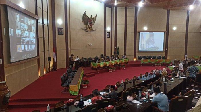Fraksi Gerindra DPRD Medan Minta Jalan di Kota Medan Mulus Dalam Waktu Dua Tahun