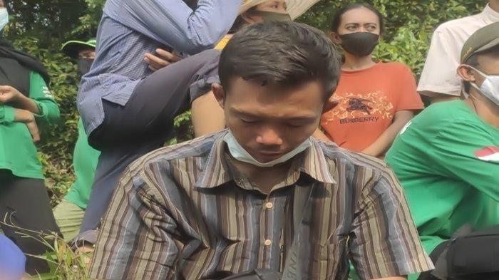 Suyatman (31) Tertunduk, Kakaknya Hilang Jadi Mayat, Korban Sempat Datang ke Mimpi Akan Pulang